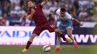 Lazio vs Roma (AFP)