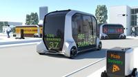 Toyota e-Palette Concept. (New York Daily News)