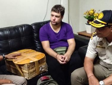 Sadis, Pria Rusia Bius dan Sembunyikan Anak Orangutan di Bali