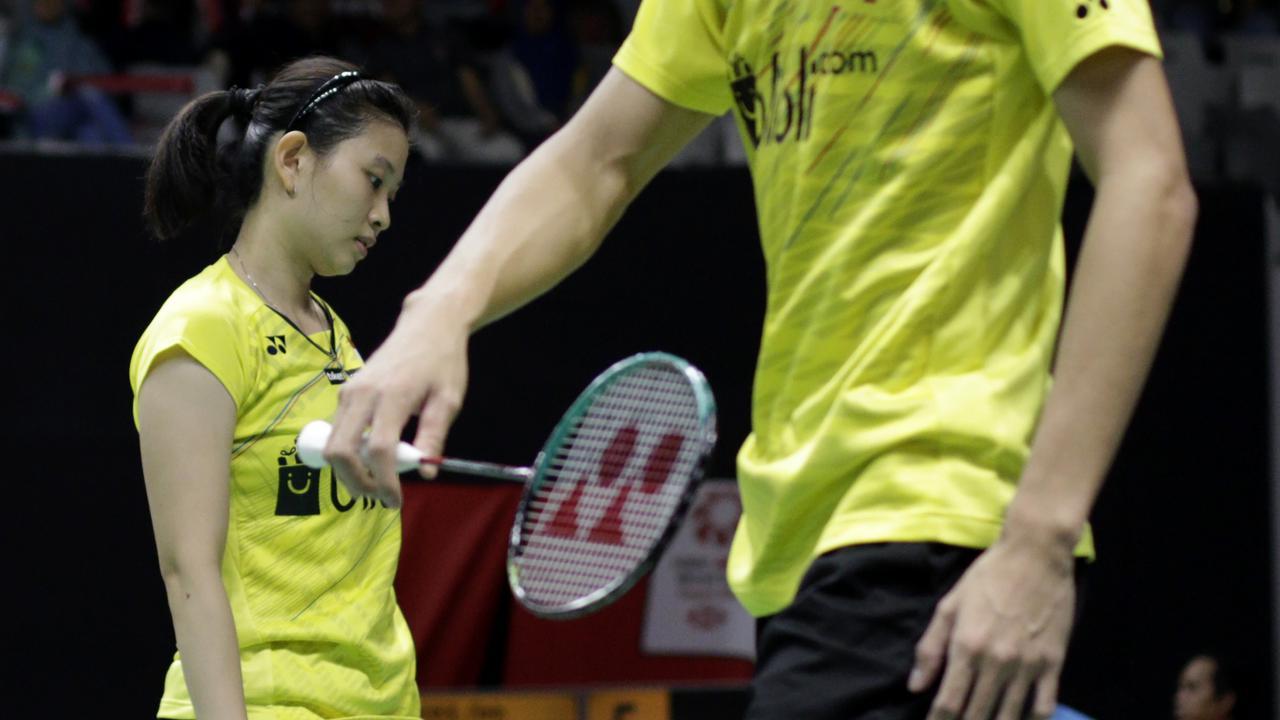 Debby Susanto Tak Berhasil Beri Perpisahan Manis di Indonesia Masters 2019