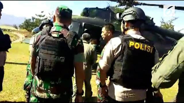 Personel gabungan TNI-Polri menemukan 16 korban pembantaian kelompok kriminal bersenjata (KKB) di puncak Kabo Nduga
