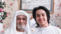 Arbani Yasiz Bersama Mendiang Ayah (Sumber: Instagram/arbaniyasiz)