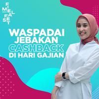 FIMELA FEST 2019 x Prita Ghozie | Waspadai Jebakan Cashback di Hari Gajian