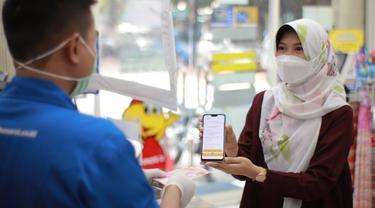 nasabah PT Bank Syariah Indonesia Tbk bisa menggunakan fitur Tarik Tunai Tanpa Kartu di ATM BSI dan outlet Indomaret di seluruh Indonesia.