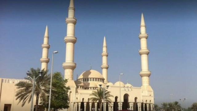 Masjid 'Maria, Bunda Isa' Simbol Toleransi di Uni Emirat