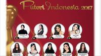 Yang paling dinanti...ajang Pemilihan Puteri Indonesia 2017, segera hadir! Penasaran? Inilah wajah-wajah para finalisnya!