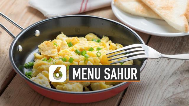 Ada beberapa menu yang bisa menjaga anda agar tak cepat lapar selama beraktivitas.