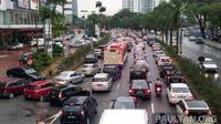 Kendaran di Malaysia mencapai 28 juta unit (Foto:Paultan)