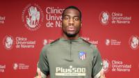 Atletico Madrid resmi mendapatkan Geoffrey Kondogbia dari Valencia. (Dok. Twitter/Atletico Madrid)