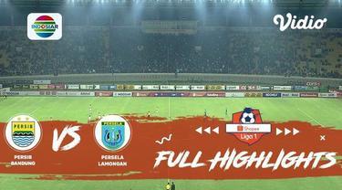 Berita video highlights Shopee Liga 1 2019 antara Persib Bandung melawan Persela Lamongan yang berakhir dengan skor 0-2, Selasa (3/12/2019).