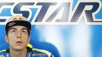 Suzuki menuntut Maverick Vinales segera memutuskan masa depannya, apakah bakal bertahan atau hengkang