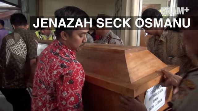 Sebelum dieksekusi, Seck menghaturkan permintaan maaf kepada bangsa Indonesia dan Nigeria atas perbuataannya.