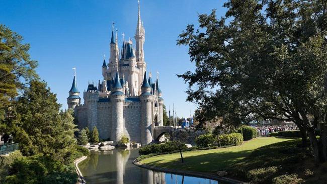 Walt Disney World berlokasi di Orlandi, Florida, Amerika Serikat.