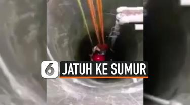 JATUH KE SUMUR