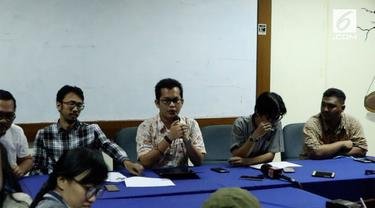 LBH Jakarta menegaskan sikap golput dalam pemilu adalah sebuah ekspresi politik dan tidak melanggar hukum.