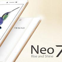 Vendor smartphone Oppo kembali menghadirkan produk terbarunya untuk seri Neo. Smartphone tersebut adalah Neo 7 (Foto: Phone Arena)