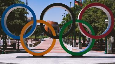Logo olympic (unsplash)