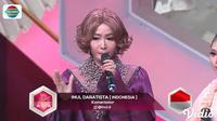 Puput Lida Kena Semprot Inul Daratista di D'Academy Asia 5