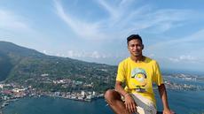 Pemilik nam lengkap Osvaldo Ardiles Haay ini merupakan keturunan Papua-Jawa. Ia terlahir dari ayah bernama Edison Haay dari Papua dan ibu bernama Buanitawati dari Banyuwangi, Jawa Timur. (Liputan6.com/IG/@valdo_haay)