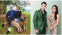 Pasangan Sinetron Paling Curi Perhatian di 2020. (Sumber: Instagram.com/amandamanopo dan Instagram.com/stefanwilona_cayang)
