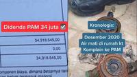 Dapat denda Rp 34 juta karena diduga lakukan kecurangan (Sumber: TikTok/cat.leo.ar)