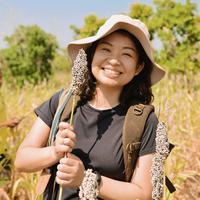 Sharon Issabella, AVP External Communications & Community PT Bank DBS Indonesia. (Nikki Fadlin/DBS Bank)