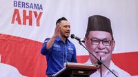 Ketua Umum DPP Partai Demokrat Agus Harimurti Yudhoyono (Foto: Istimewa)