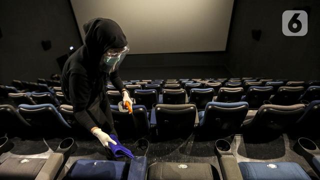 Bisnis Ini Jadi Andalan Emiten Jaringan Bioskop CGV saat Pandemi COVID-19