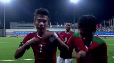 Berikut prediksi pertandingan semifinal SEA Games 2015 antara timnas Indonesia U23 vs Thailand U23 versi redaksi Bola.com