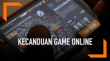 Jumlah pasien kecanduan game online yang ditangani RSUD Dr Soebandi Jember meningkat, hingga mencapai 5 pasien per minggu.