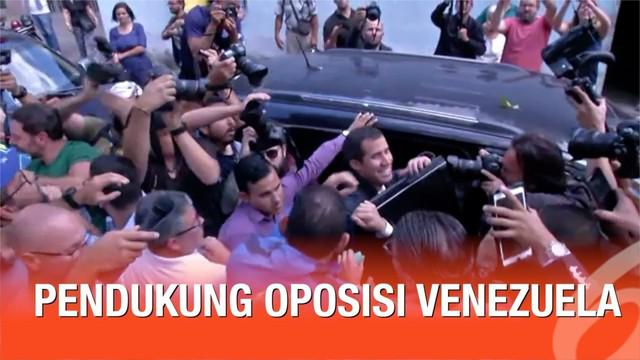 israel mengikuti langkah sekutunya Amerika Serikat mengakui Juan Guaido sebagai Presiden sementara Venezuela.