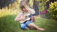 Ilustrasi lagu, musik. (Sumber: Pixabay)