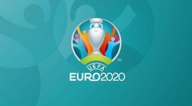Logo Piala Eropa 2020