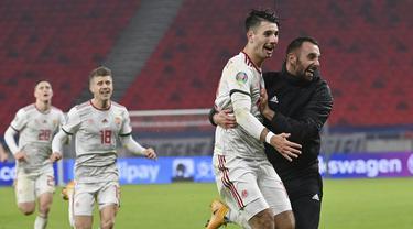 Hungaria - Piala Eropa 2020