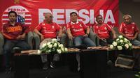 Direksi baru Persija Jakarta. (Bola.com/Benediktus Gerendo Pradigdo)