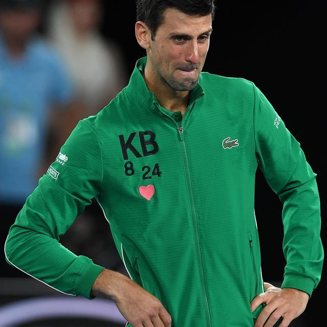 Kobe Bryant Meninggal Novak Djokovic Saya Tidak Akan Pernah Lupa Senyum Anda Bola Liputan6 Com