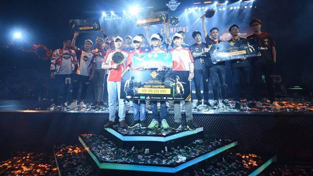 Bigetron Esports Jadi Jawara Turnamen Pubg Mobile Tingkat Nasional