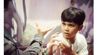 6 Potret Muzakki Ramdhan, Pemeran Sancaka Kecil di Film Gundala (sumber: Instagram.com/m.u.z.z.a.k.i)