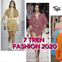 7 Tren Mode Fashion Wanita 2020
