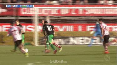 Berita video highlights Eredivisie 2017-2018, Sparta Rotterdam vs Feyenoord, dengan skor 0-7. This video presented by BallBall.