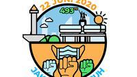 Logo HUT ke-493 DKI Jakarta. (Sumber Pemprov DKI Jakarta)