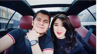 Handika Pratama dan Rosiana Dewi (Sumber: Instagram/@handikapratama20)