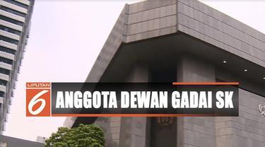 Neneng Hasanah anggota DPRD DKI yang sudah tiga periode terpilih ternyata mengakui fenomena itu bukanlah hal baru.
