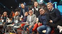 Para juri dan host Stand Up Comedy Academy. (foto: instagram.com/gadiiing)