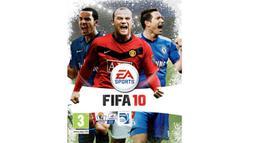 2010 - Wayne Rooney, Theo Walcott dan Franck Lampard. (EA Sports)