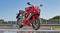 Honda CBR650R resmi menggantikan Honda CBR650F untuk pasar otomotif India