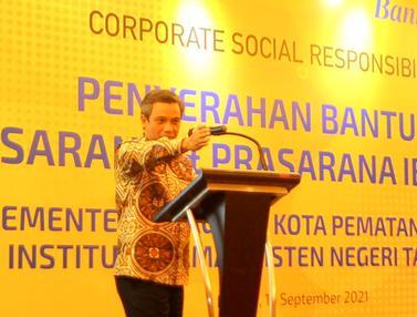 Bantuan CSR Bank BTN untuk Sarana dan Prasarana Ibadah
