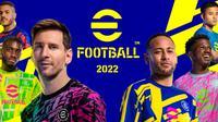 eFootball 2022 (Tangkapan layar situs Konami)