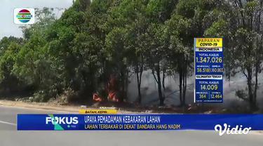 Fokus Pagi menyajikan beberapa berita sebagai berikut, Aktivitas Gunung Sinabung, Kebakaran Di Permukiman Padat, Histeris Vaksinasi Covid-19, Varian Baru Covid-19.
