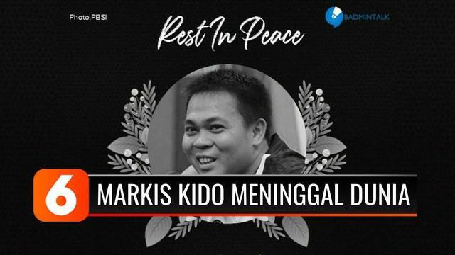 Berita duka cita, legenda bulutangkis nasional ganda putra, Markis Kido tutup usia pada Senin (14/06) malam. Almarhum Kido diduga meninggal akibat serangan jantung saat bermain bulutangkis bersama rekannya.